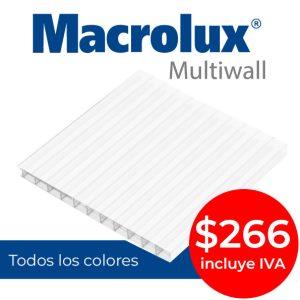 Precio especial policarbonato 8 mm