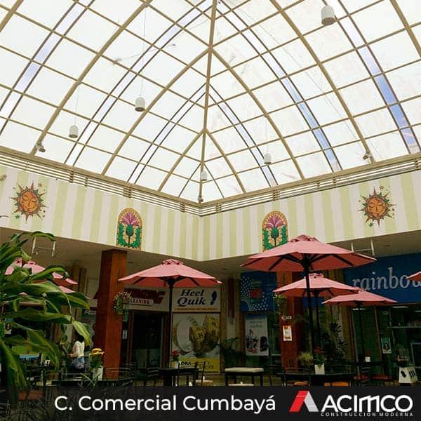 Centro Comercial Cumbayá - Quito