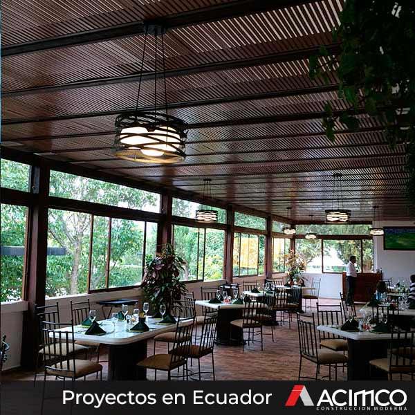 Restaurante - Quito