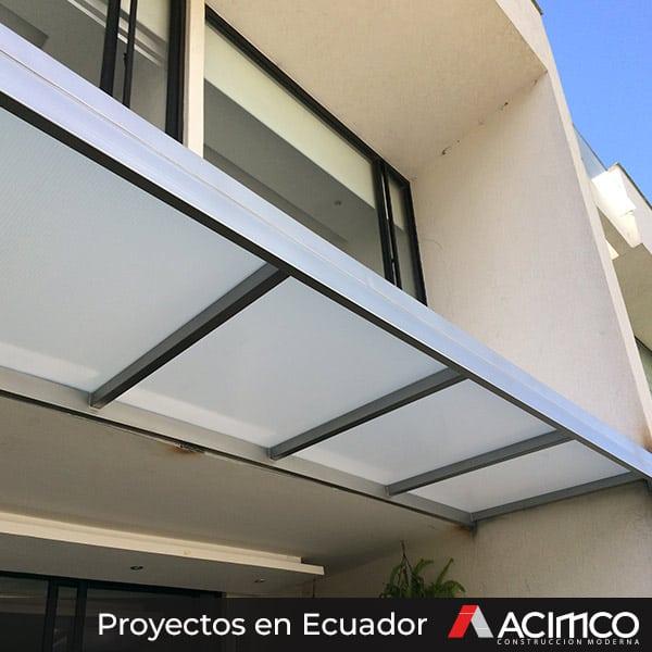 Pérgola - Guayaquil