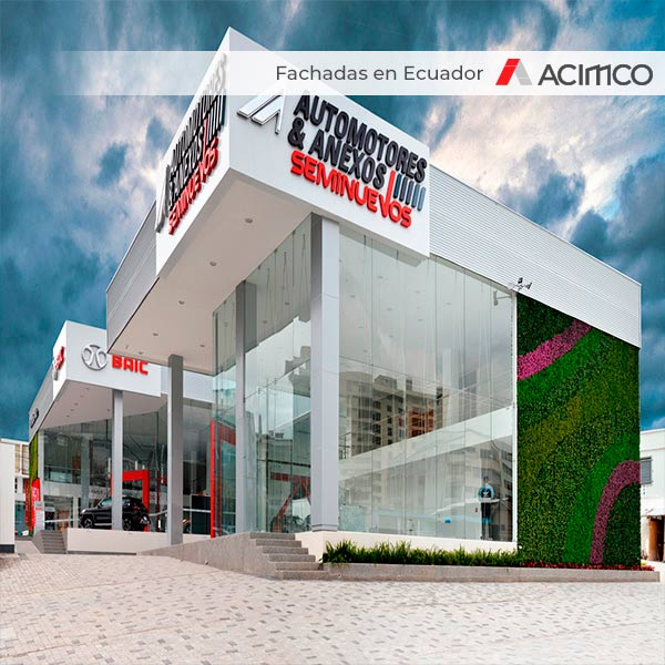 BAIC Quito
