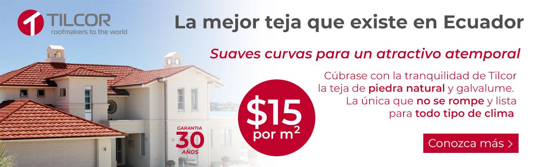 Tejas-ecuador