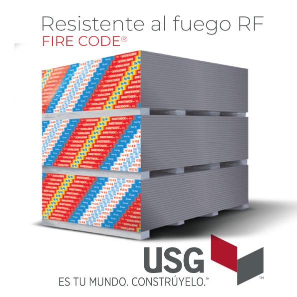 Gypsum-resistente-al-fuego-usg