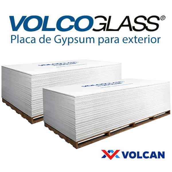 Volcoglass Gypsum Exterio