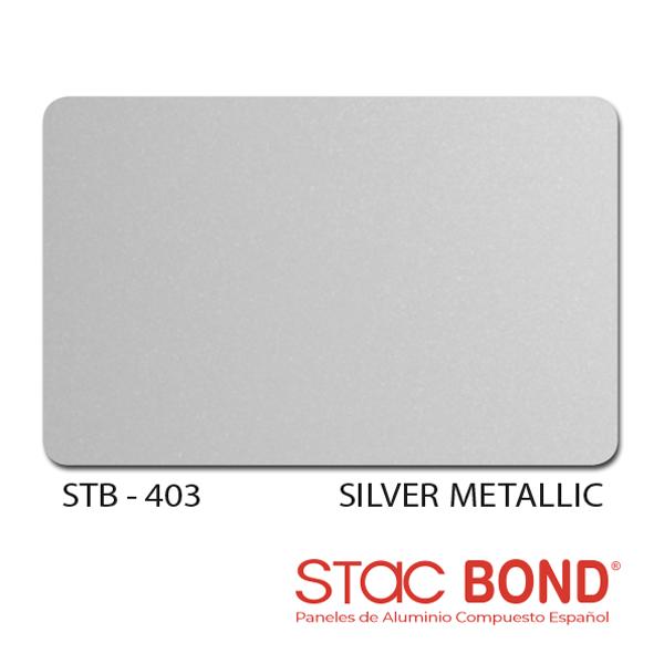 silver-Aluminio-compuesto-stacbond-alucobond