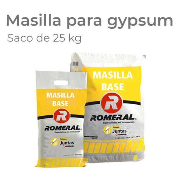Masilla-para-gypsum